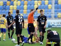 Erwin Paterek sędzią meczu GKS - Arka