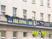 Arka Gdynia 1-3 Ruch Radzionków