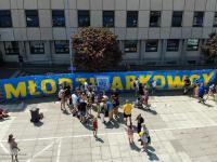 Relacja z Żółto-Niebieskiego Dnia Dziecka