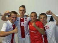 Udany debiut Nalepy w reprezentacji U-20