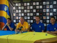 Konferencja przed meczem z Zagłębiem Lubin