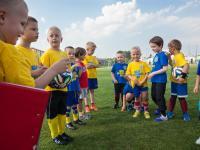 Szkółka AG Chylonia wznowiła treningi