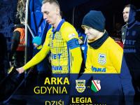 W poszukiwaniu zaginionej Arki. Zapowiedź meczu Arka - Legia.