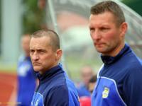 Trener Niciński przed meczem z Pogonią