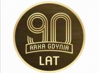 Medal z okazji 90-lecia Arki. 7 lipca prezentacja i festyn