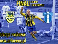 LIVE: Arka - Wisła (relacja radiowa)