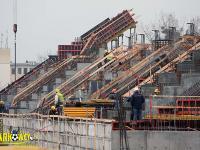 Budowa stadionu: 26 kwietnia