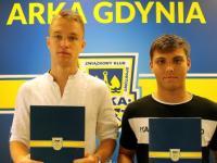 Dawid Blok i Dawid Szałecki z profesjonalnymi kontraktami