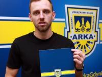 Fabian Hiszpański piłkarzem Arki