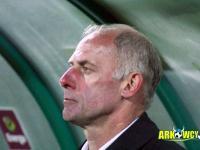 Dariusz Pasieka nie jest już trenerem Arki!