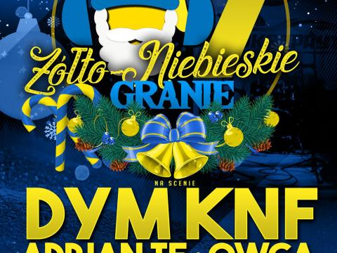 Żółto-Niebieskie Granie po raz siódmy!