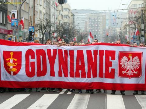 Gdyńska Parada Niepodległości