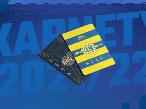 Otwarta sprzedaż karnetów na sezon 2021/22