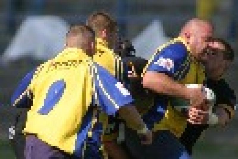 Ostatnia kolejka I ligi rugby w tym roku!