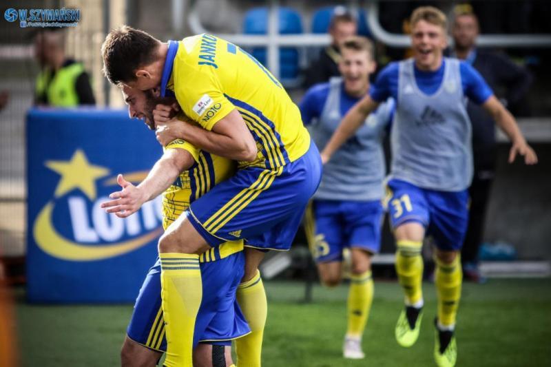 Pierwsze zwycięstwo w Gdyni!