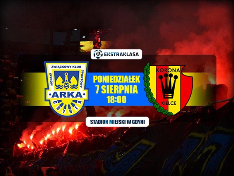 Bilety na mecz z Koroną Kielce