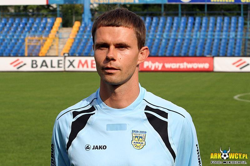 Andrzej Bledzewski piłkarzem rundy!