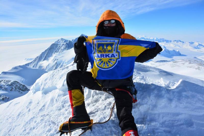 Antarktyda zdobyta, czas na Mt. Everest!