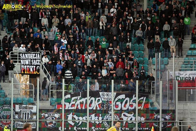 GKS Tychy odwołał wyjazd do Gdyni!